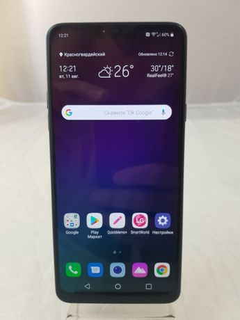 LG G7 Fit LM-Q850 4/32GB Snapdragon 1сим