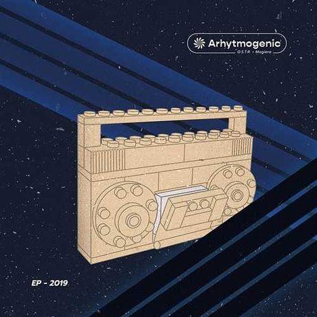 O.S.T.R. & Magiera - Arhytmogenic Kaseta Limited