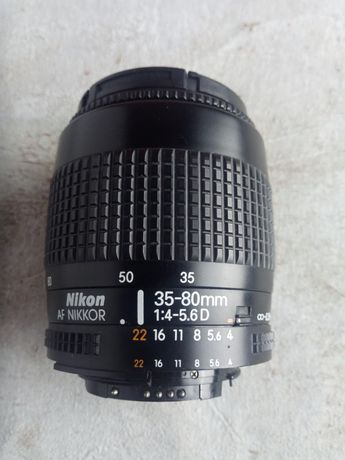nikon AF Nikkor 35-80mm 1:4 5.6D