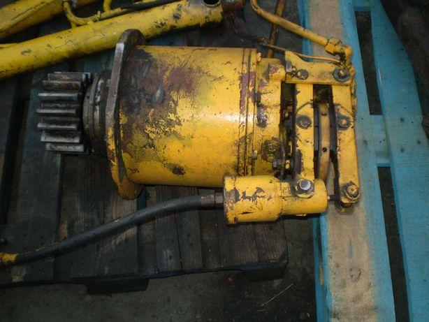 silnik obrotu ładowarka JCB części