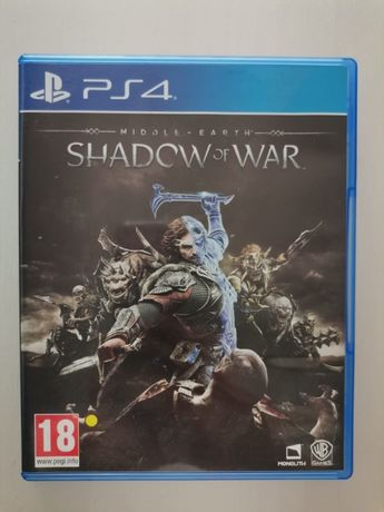 Shadow of War para Playstation 4 (inclui selo IGAC)
