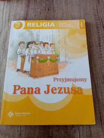 Podręcznik do religii do klasy 3 szkoły podstawowej.