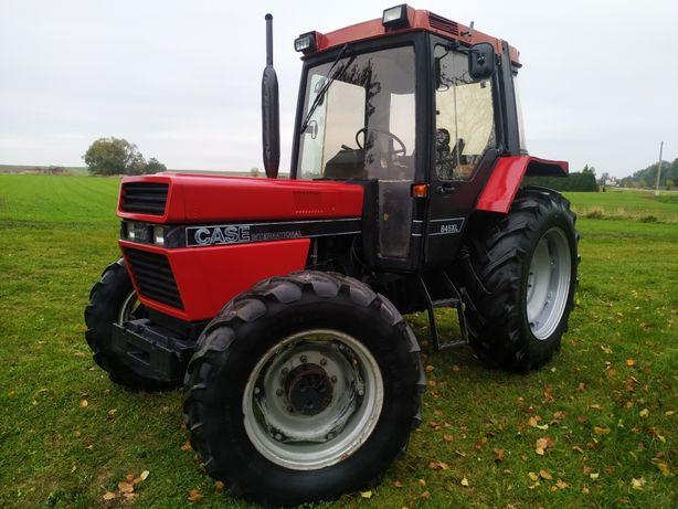 Ciągnik rolniczy CASE 845 XL IDEALNY STAN