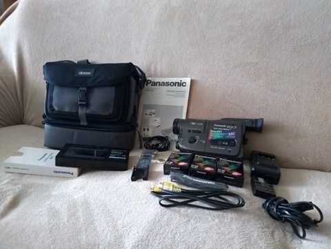 Kamera Panasonic - VHS-C Movie Camera NV-RX7EE