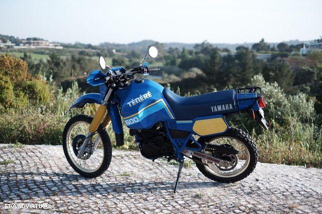 Yamaha XT  600 1VJ 46cv