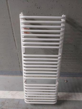 Grzejnik łazienkowy biały, 120x50 [NOWY]