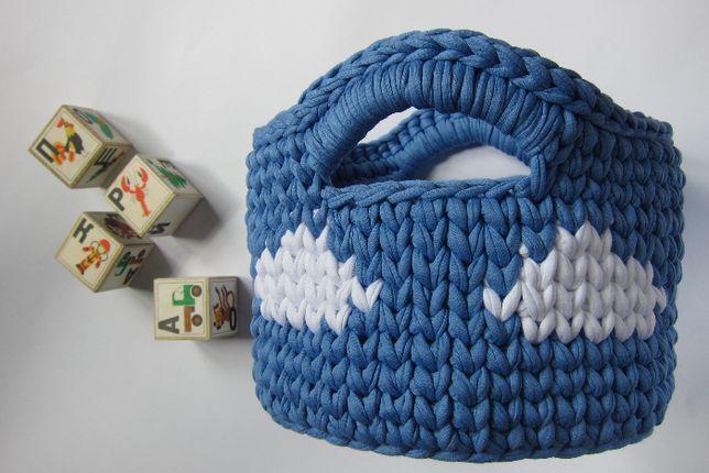 Корзинка интерьерная для хранения, подарок, декор