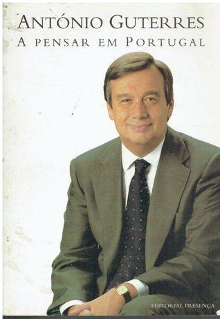 9831 A pensar em Portugal de Antonio Guterres