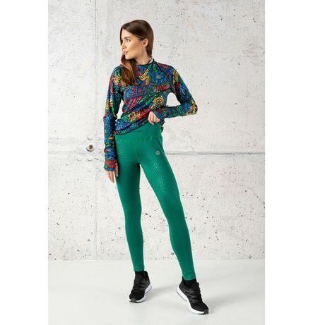 Nessi Sportswear leginsy Shiny 2 S/M