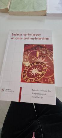 Nowa ksiazka badania marketingowe