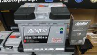Akumulator AutoPart Galaxy Silver 50Ah 480A Mielec 54Ah CA530 C30 53Ah