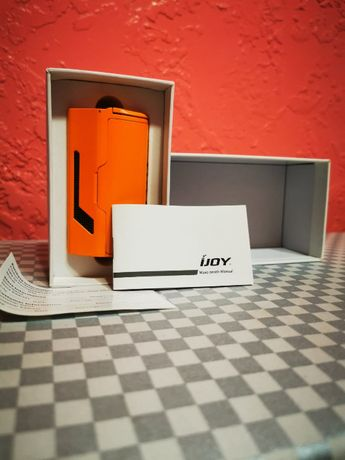 IJOY Zenith Maxo + 3 SONY VTC6 (вейп, боксмод, Зенит, Vape)