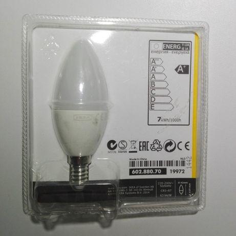 Żarówka LED E14 400 lumenów