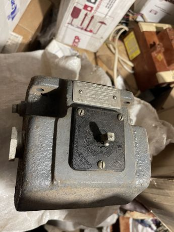 Пускатель ПРШ1-У5 и переключатель УП взрывозащищённые