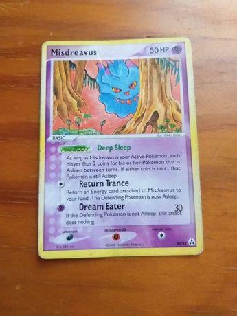 Pokemon Card - Misdreavus 50 HP