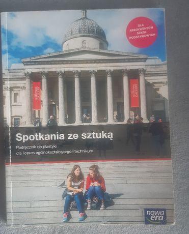 książka do plastyki podręcznik do liceum i technikum klasa 1