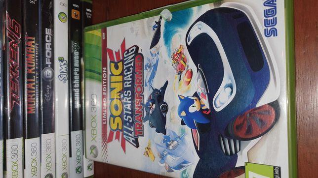 Sonic All Stars Racing Xbox360 Stan idealny!