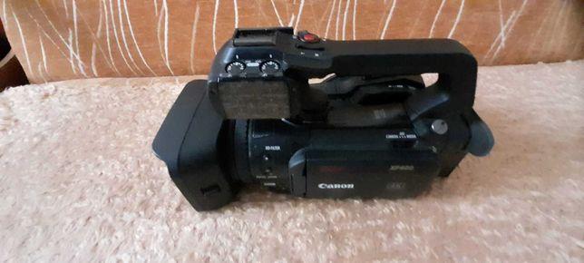 Kamera XF400 jakość UHD i FULL HD