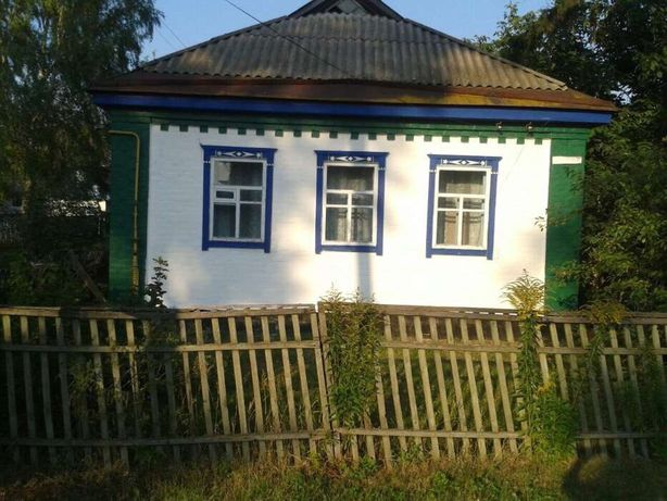 Продам житловий будинок із земельною ділянкою 0,40 га