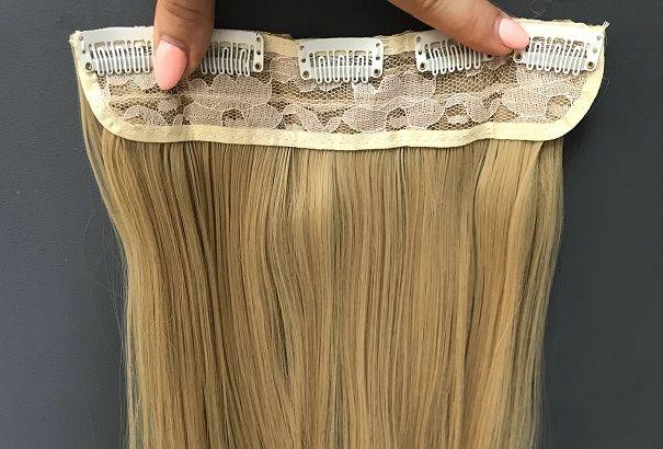 Doczepiane włosy Clip in ALL HEAD 120g 60 cm OSTRE KOLORY kolorowe