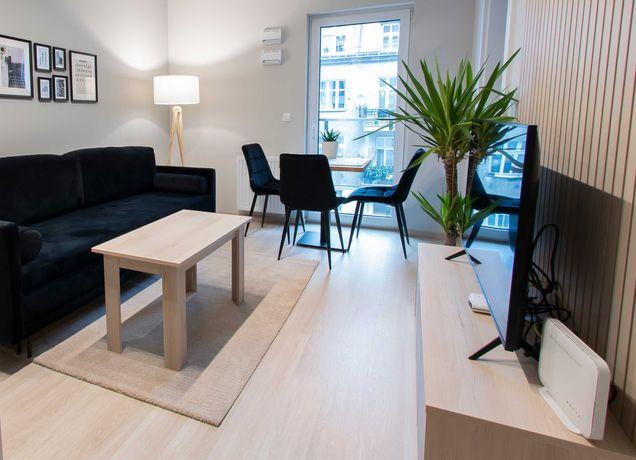 Apartament BLACK - noclegi; mieszkanie na doby lub kwarantanne Poz