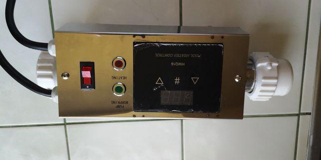 Grzałka basenowa i do wanny Spa 220 V 3 kW termostat
