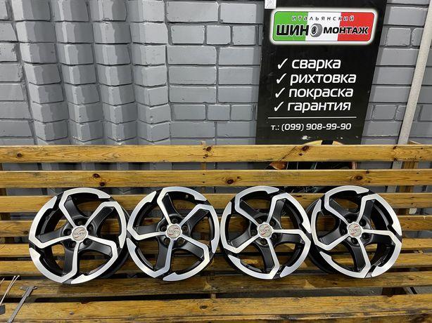 99 Литые диски 5/100 r15 Storm Skoda Volkswagen Audi