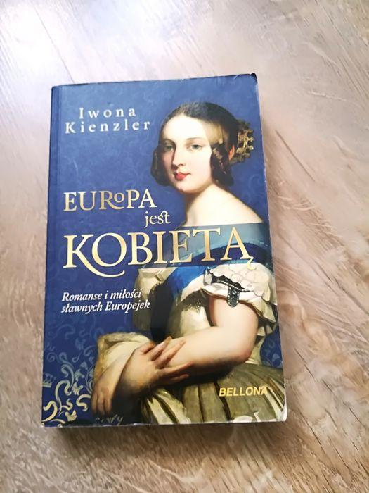 Książka historyczna EUROPA JEST KOBIETĄ Szczecin - image 1