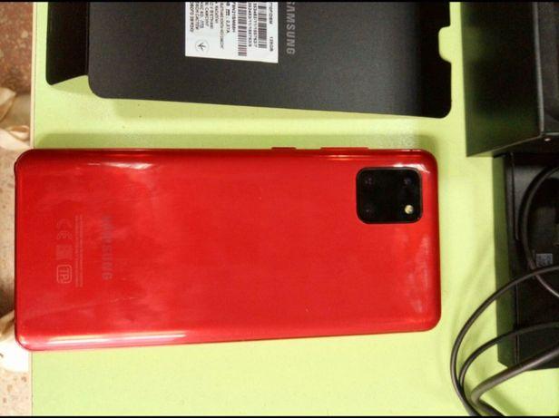 Samsung Galaxy Note 10 Lite Red