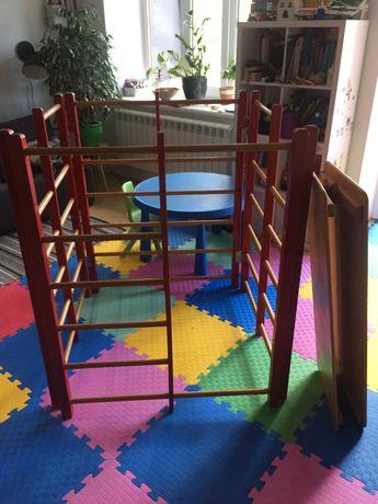 Детский уголок. Лестница Лазалка для детей