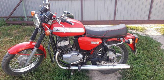 Продам мотоцикл Ява 638!