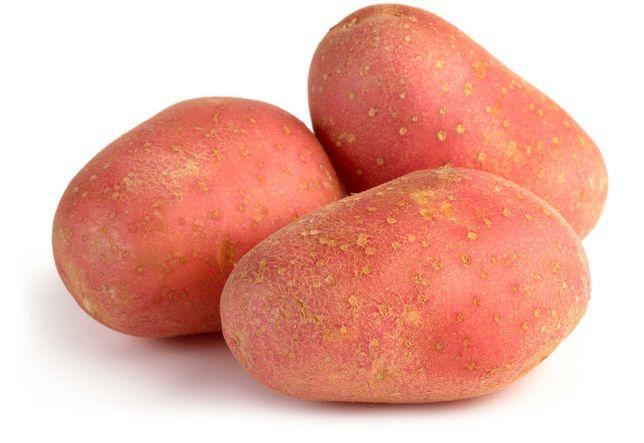 Batata vermelha (nova)