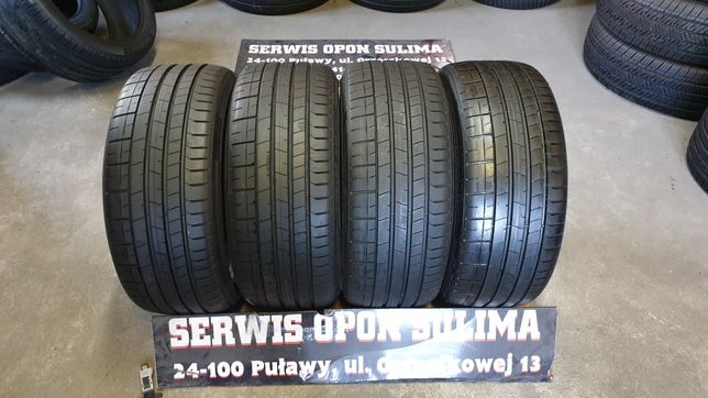 Opony używane 235/35R19 Pirelli PZERO TM