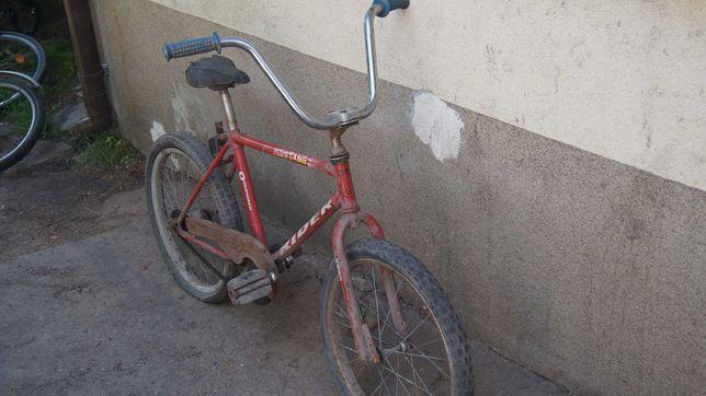 Rower Rider Mustang koła 20 do odszykowania w cenie koła
