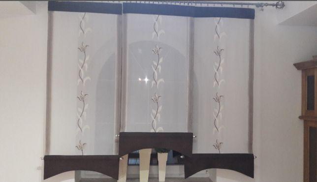 Ekrany firanki