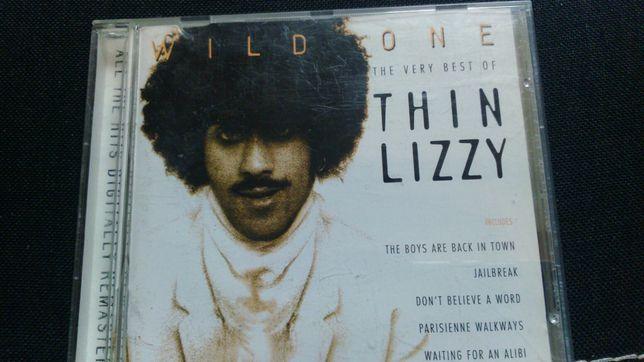Thin Lizzy Wild one CD