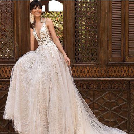Весільна сукня Crystal Design Rainbow XS-S