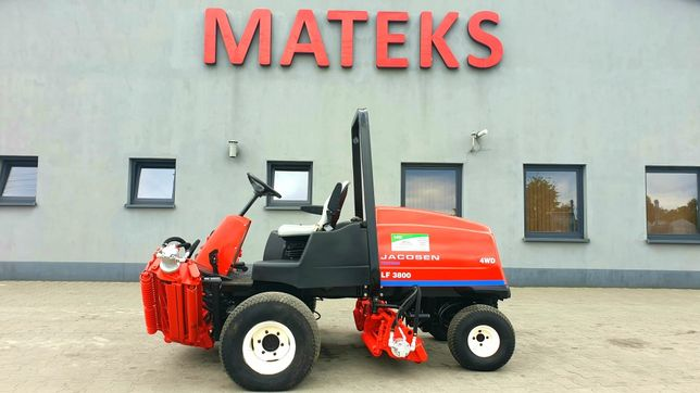 Kosiarka wrzecionowa Jacobsen LF 3800 diesel traktorek