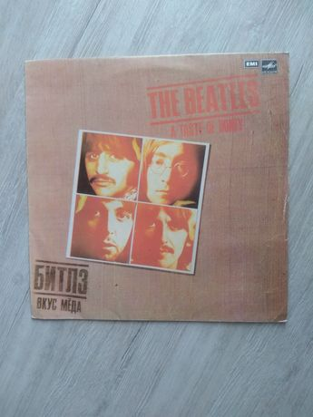 The Beatles. A taste of honey. Winyl