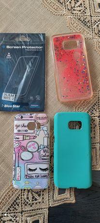 Etui i szkło hartowane Samsung Galaxy S7