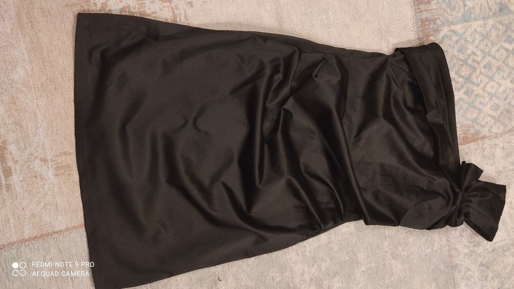 Sukienka mała czarna Sulechów - image 1