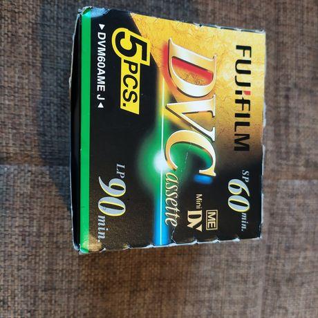Kasety Fujifilm Fuji dvm60  MINIDV DO KAMER