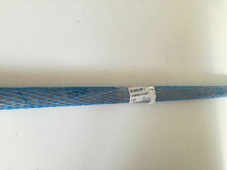 Wałek hamulca rolki siatki (długi) do CLAAS ROLLANT 845869.1
