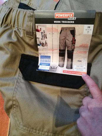 Spodnie robocze Powerfic rozm 38