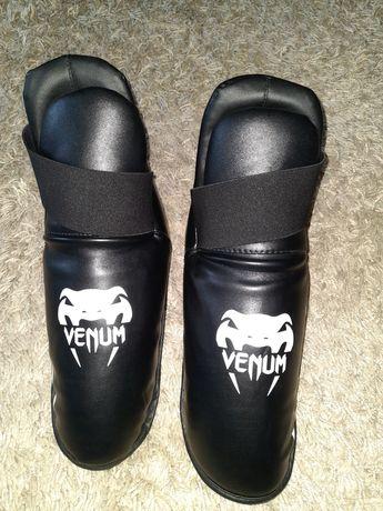 Футы, накладки на ступни для тхеквондо, карате оригинал, М, Venum