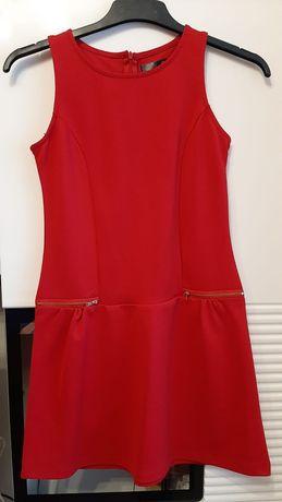 Sukienka Sinsay czerwona