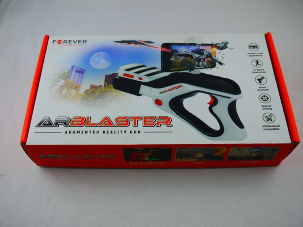 Pistolet bluetooth Forever AR Blaster do gier AR powystawowy i-lombard