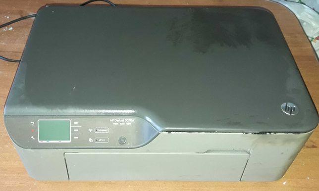 МФУ  на запчасти HP Deskget 3070A