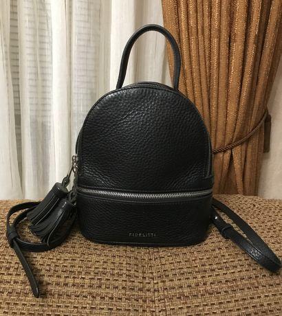 Рюкзак сумка Fidelitti kors кожа натуральная