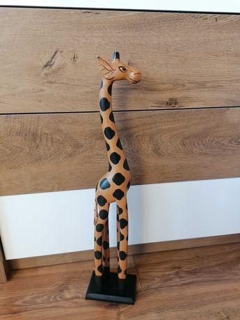 Żyrafa drewniana 60 cm